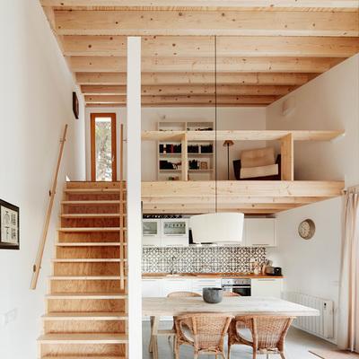 Vivienda entramado ligero de madera con criterios Passivhaus (9)