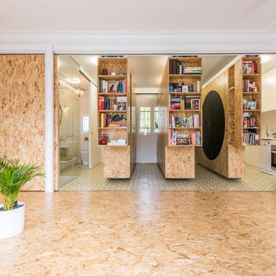 vivienda modular osb