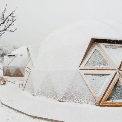 Vivienda nevada