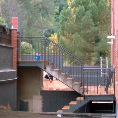 Vivienda plurifamiliar en Castellví de Rosanes 4