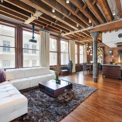 Cómo obtener espacios diáfanos derribando los tabiques de tu casa