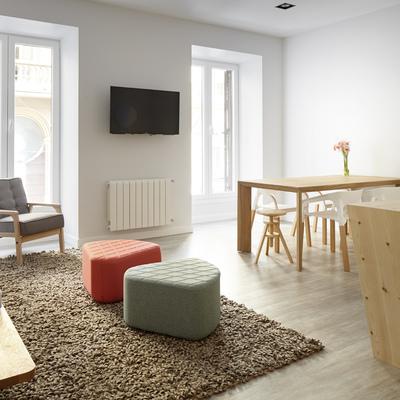 Reforma de una vivienda en San Sebastián