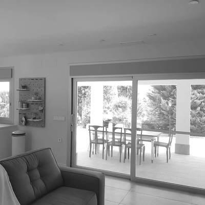 Mejora de aislamiento térmico y acústico en vivienda unifamiliar