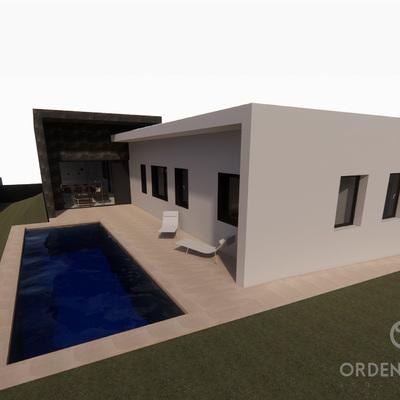 Nueva construcción | Vivienda unifamiliar ALSI