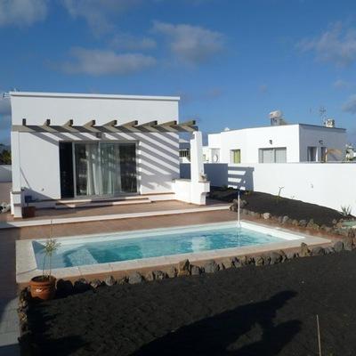 Vivienda unifamiliar en Lanzarote