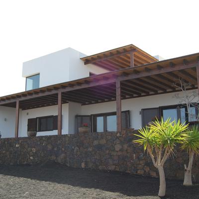 Constucción de una vivienda unifamiliar en Las Breñas