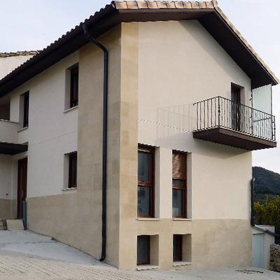 Vivienda Unifamiliar en Navarra
