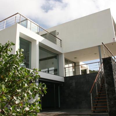 Edificación de una vivienda unifamiliar en La Palma