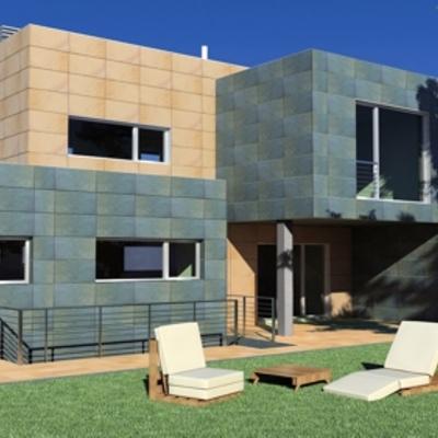 Viviendas pareadas en Bertamiráns