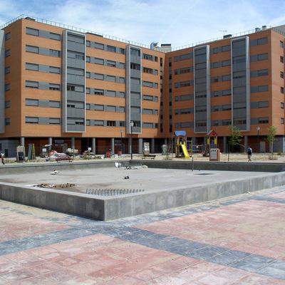 Viviendas PDC, Madrid