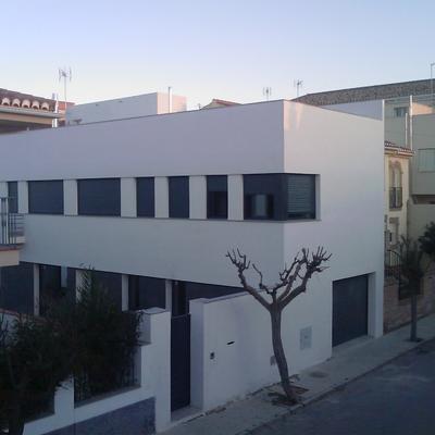 Vivienda unifamiliar en Santa Fe (Granada)