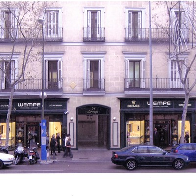 Reforma De Locales Para Joyeria  - Madrid