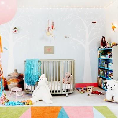 Top decoración infantil: 14 dormitorios de hijos de famosos que no tienen desperdicio