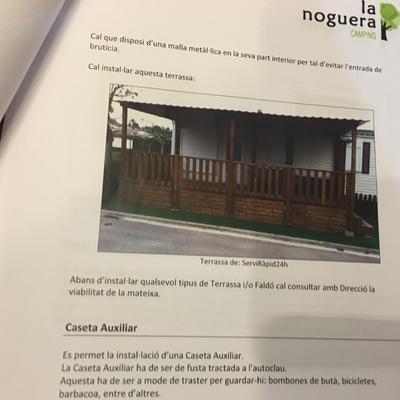 Montaje de terraza de madera