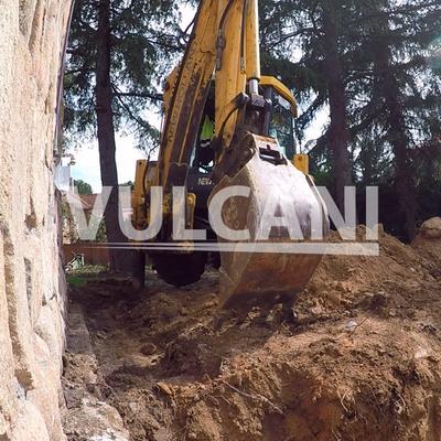 Impermeabilización de la cimentación de una vivienda unifamiliar