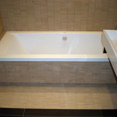 zona bañera