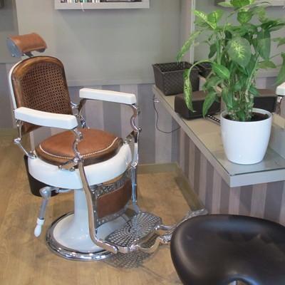 Zona barbería hombres