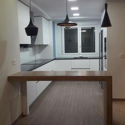 zona barra cocina