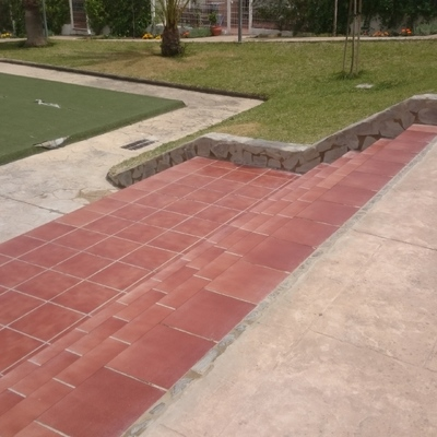 Reforma de zonas comunes en San Juan de Aznalfarache