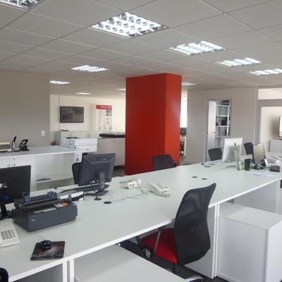 Adecuación de local existente para implantación de oficinas, Madrid