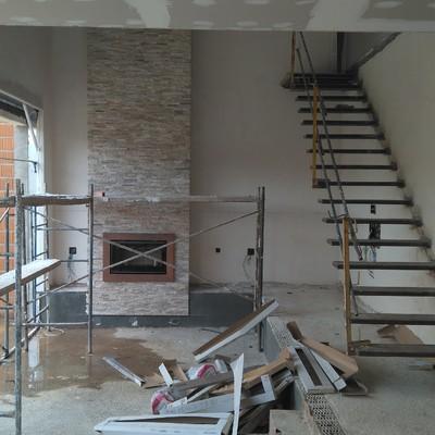 Dirección de ejecución de vivienda unifamiliar en Manzanares Ciudad Real