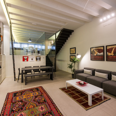 Zona de estar | Maurici Serrahima - STANDAL
