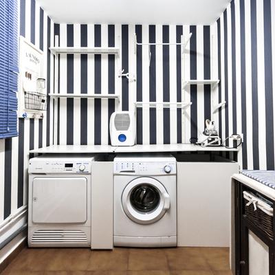 Un Laundry de revista