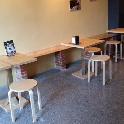 Proyecto de Obra y Actividad - Pizzería