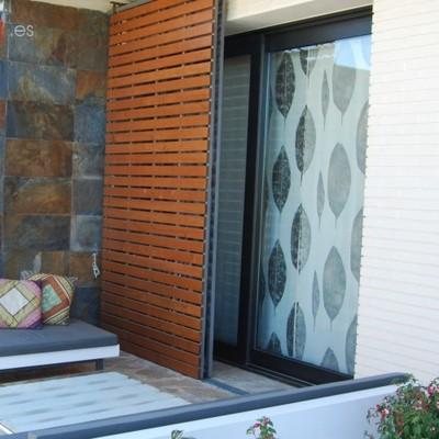 Zona de patio exterior