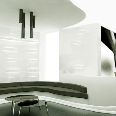Zona de recepción / Sala de espera