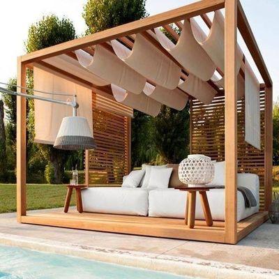 4 elementos para convertir tu jardín en un paraiso