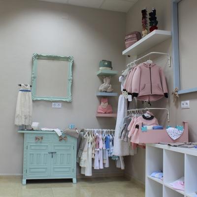 Zona de tienda