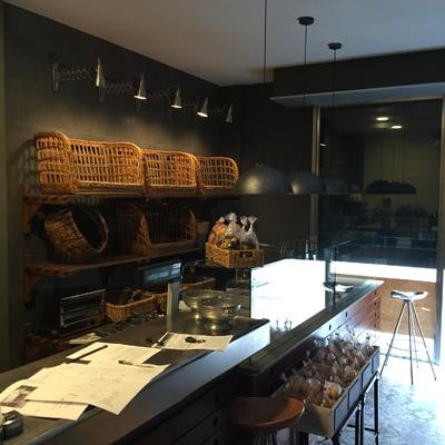 Apertura de una Panaderia y Caferia con degustación.