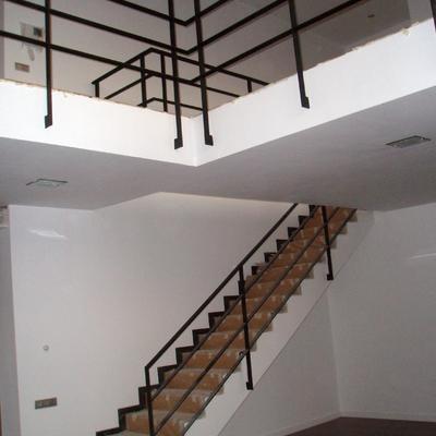 Zona doble altura salón-comedor