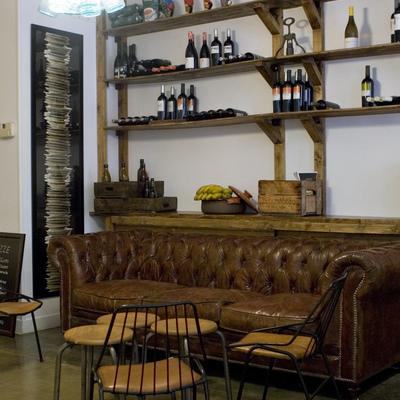 Una oda a la cocina en este magnífico restaurante de tres espacios