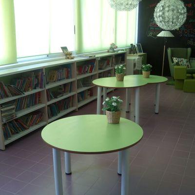 Zona Lectura + Consulta