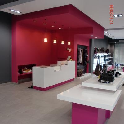 Tienda de calzado en Valencia centro