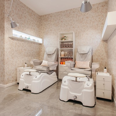 Zona pedicura spa