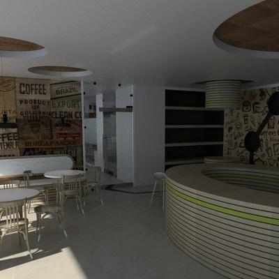 Licencia Obras Menores, licencia apertura, proyecto instalación eléctrica BT y climatización Lavazza.
