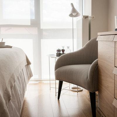 Zona relax en habitación principal.