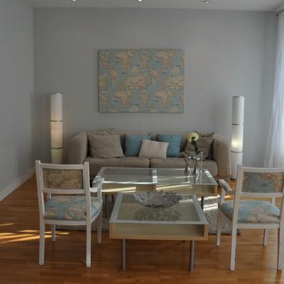 Proyecto Home Staging a un piso de aquiler