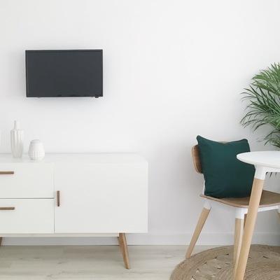 Zona TV y comedor