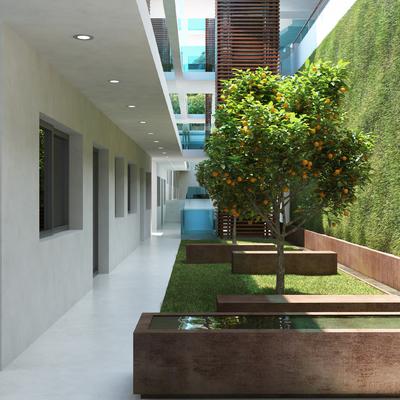 Promoción inmobiliaria PANORAMA HILL CLUB. Moclinejo, Málaga