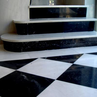 Zonas comunes de mármol primera calidad
