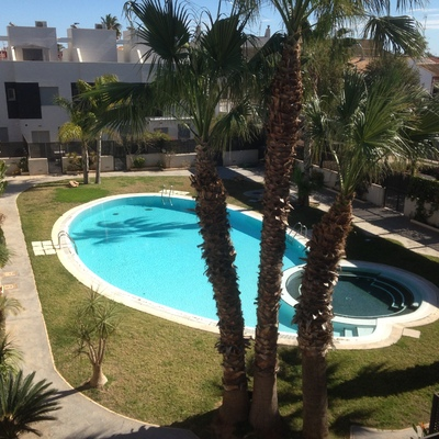 Urb. Las Cañas. Alicante