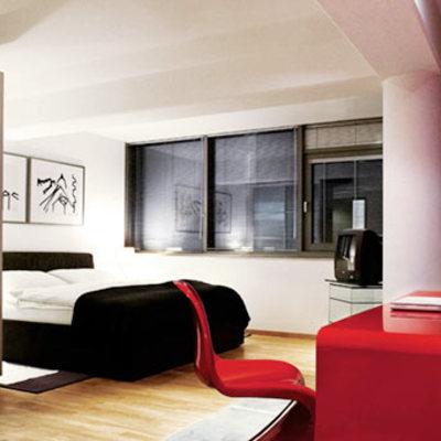 Dormir en un hotel de diseño