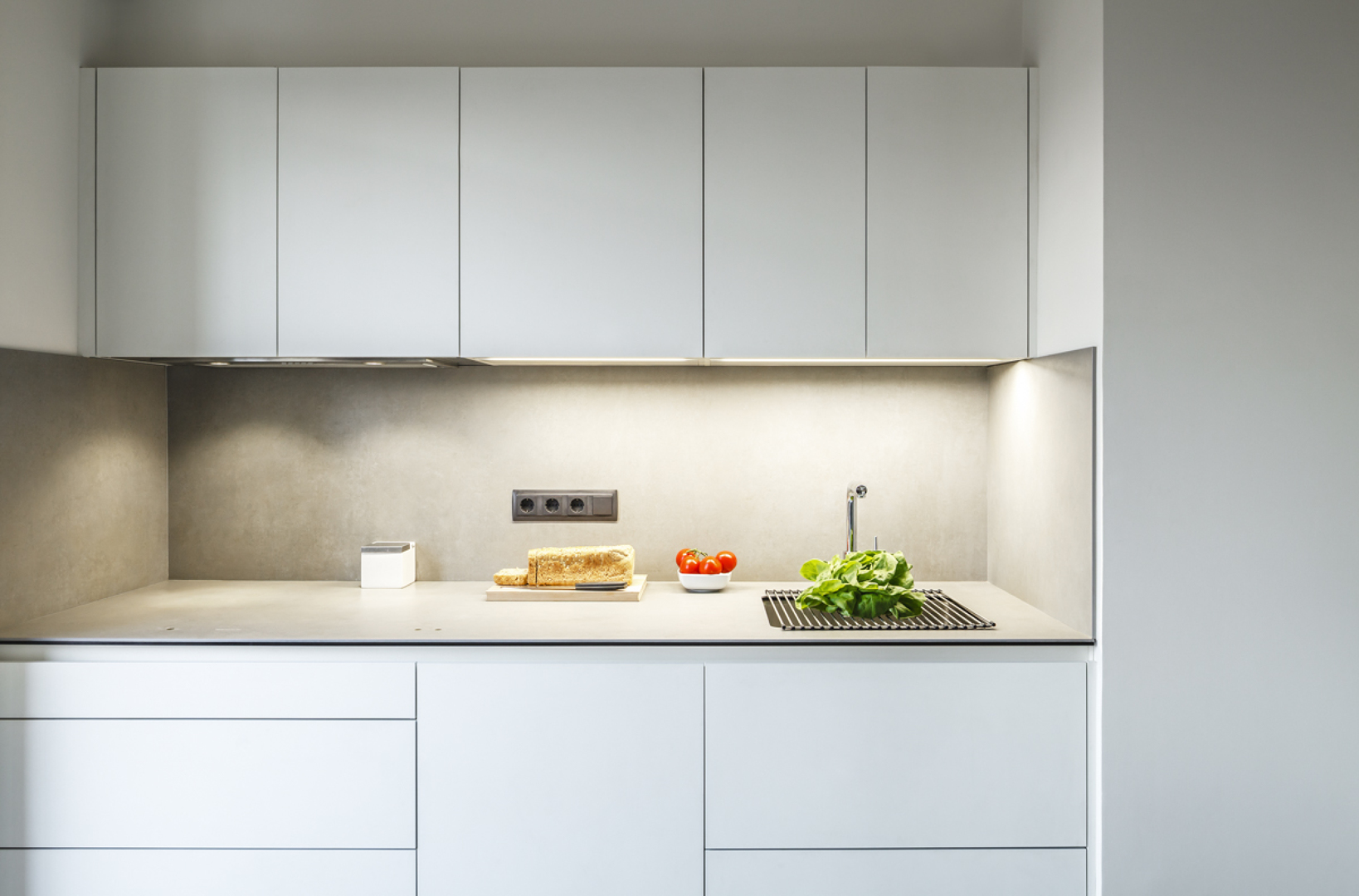 Reforma Integral de Cocina abierta en Dúplex