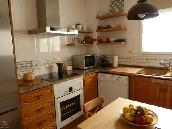 El Sorprendente antes y Después de 5 Cocinas | Ideas ...