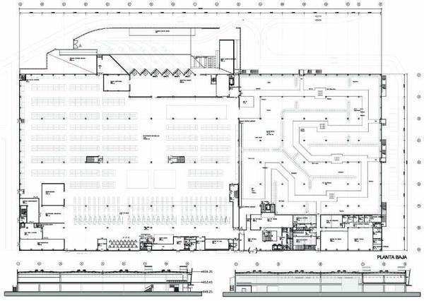 Proyectos Básico Y De Ejecución De Tienda De Ikea En San Sebastián