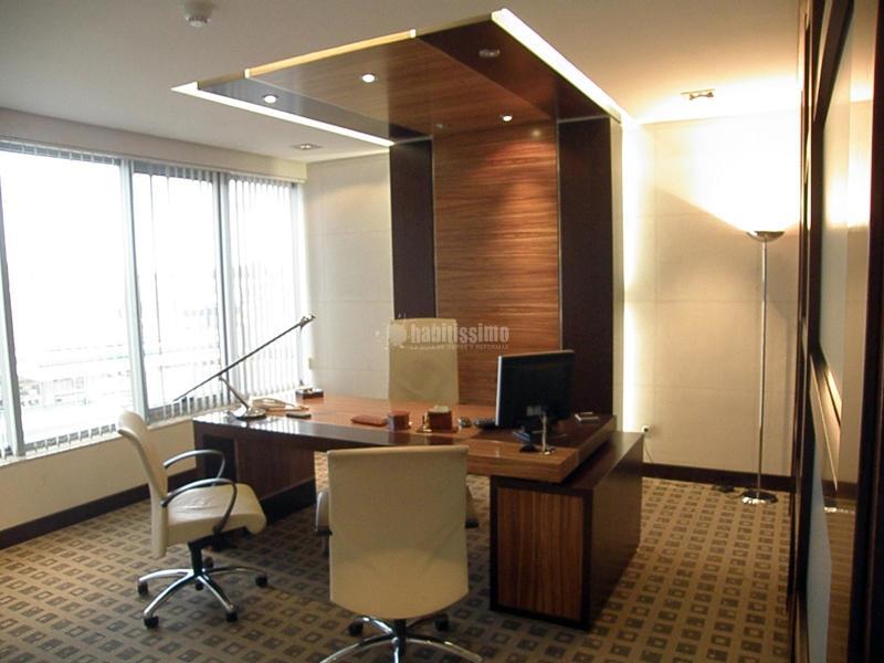Foto interiorismo oficinas humanes de madrid de for Interiorismo oficinas